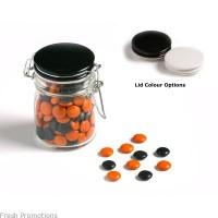Branded Chocolate Beans In Jar