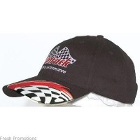 Race Check Cap