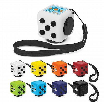 Fidget Cube Colour Range