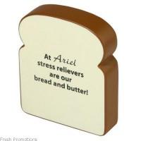 Bread Slice Stress Balls