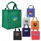 Non Woven Shopping Bag with Gusset
