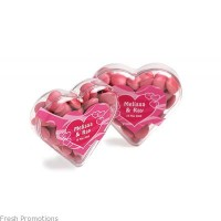 Heart Box of Smarties