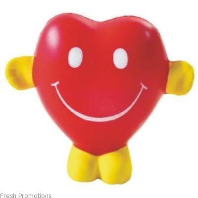Happy Heart Stress Ball