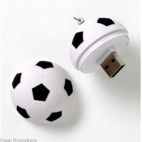 Soccer Ball Flash Drives