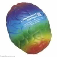 Rainbow Brain Stress Toys