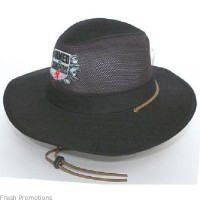 Structured Sun Hats