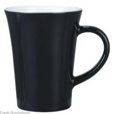 Flare Top Cone Coffee Mugs
