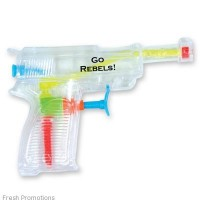 Clear Water Pistols