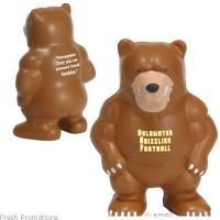 Bear Mascot Stress Balls
