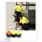 Long Sleeve Hi Vis Work Shirt