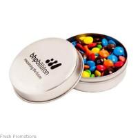M&Ms In Mini Tin