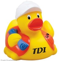 Construction Rubber Duckie