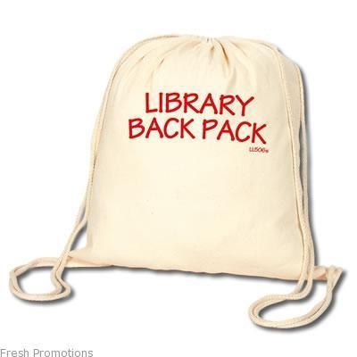Cotton Backpacks