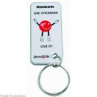 Dog Tag Key Rings