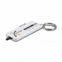 Tyre Tread Measuring Key Ring