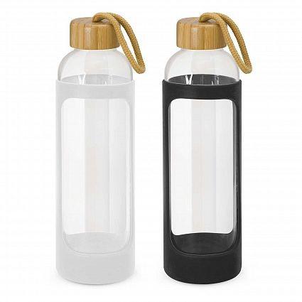 Eden Glass Bottle With Sleeve Colour Range