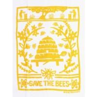 Screen Printed Tea Towels