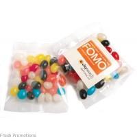 Custom Branded Jelly Bean Packs