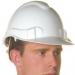 Custom Printed Vented Hard Hats