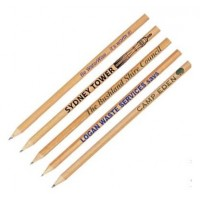 Sharpened Wood Pencils
