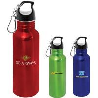 Coloured Stainless Steel Bottles