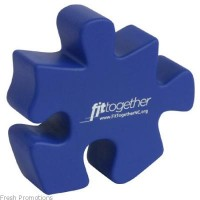 Puzzle Piece Stress Toys