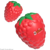 Raspberry Stress Toys