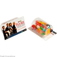 Jelly Bean Business Card Packs