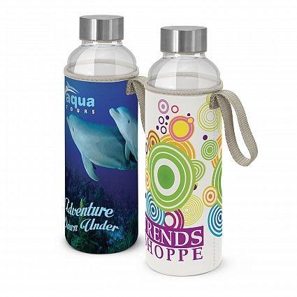 Venus Glass Bottles Branded