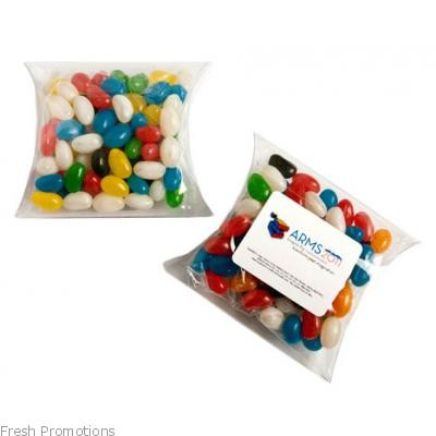 100gm Jelly Beans in Pillow Pack