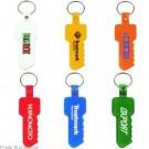 Key Plastic Keyring