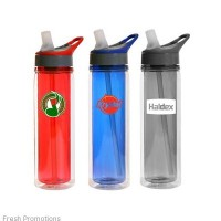 Acrylic Insulated Water Bottles