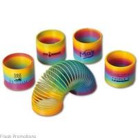 Rainbow Slinkys