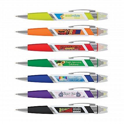 Avenger Highlighter Pens Colour Range