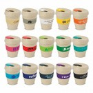 Natural Reusable Coffee Cups
