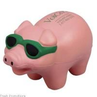 Cool Pig Stress Balls