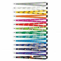 Full Colour Printed Lanyards