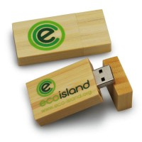 Cheap Bamboo Flash Drives