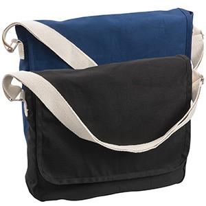 Canvas Shoulder Bag colour range