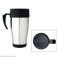 Ergo Handle Travel Mugs