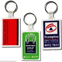 Cheap Plastic Key Tags