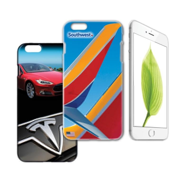 Full Colour Plastic iPhone 6 Plus Case With Custom Branding