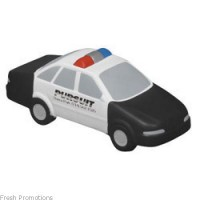 Police Car Stress Toys