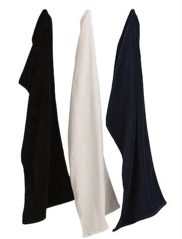 Signature Hand Towels Colour Range