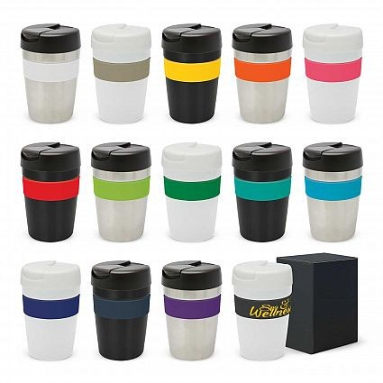 Java Vacuum Cup - 340ml Colour Range