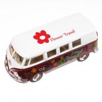 Flower Bus Toy