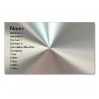 Printed Metal Business Cards