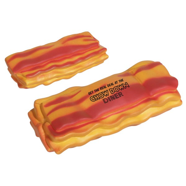 Bacon Stress Balls