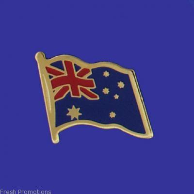 Aussie Flag Lapel Pins