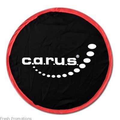 Folding Frisbees